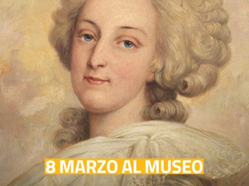 8 MARZO AL MUSEO