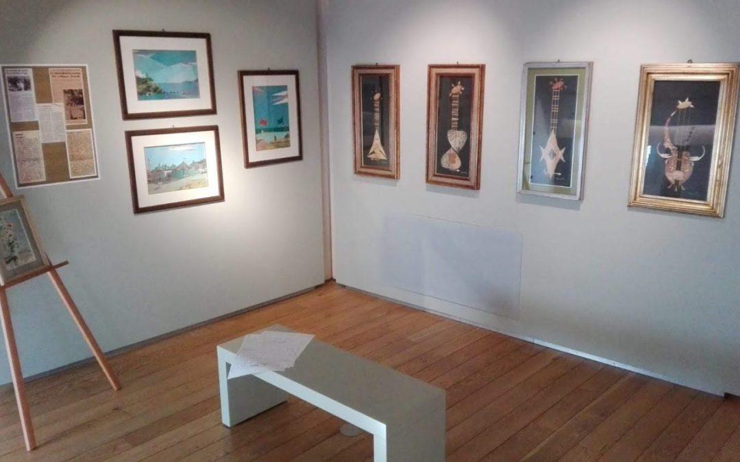 Opere di Ilario Nacinovich, 2 – 23 febbraio 2020 Ogni sabato e domenica, alle ore 16 la visita guidata a partenza fissa include anche un focus sull'artista.