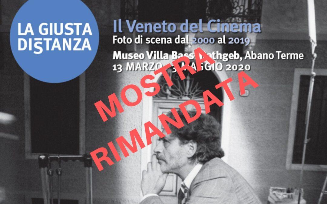 La giusta distanza. Il Veneto del Cinema. Fotografie di scena dal 2000 al 2019. Scopri di più