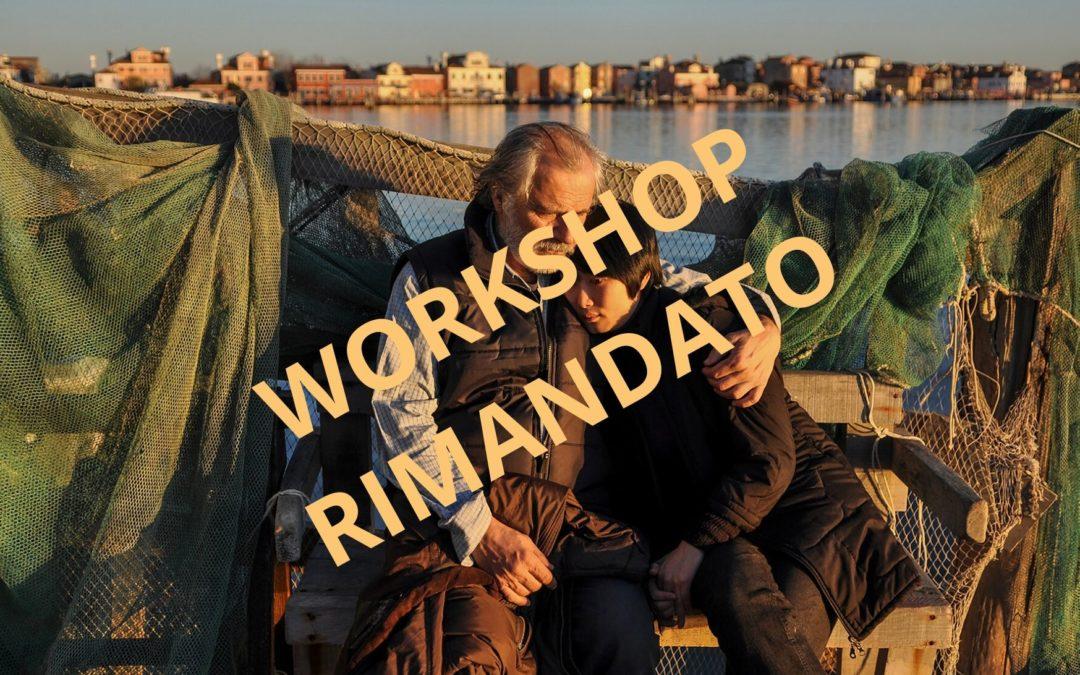 Workshop di fotografia  a cura di Simone Falso  Scopri il programma