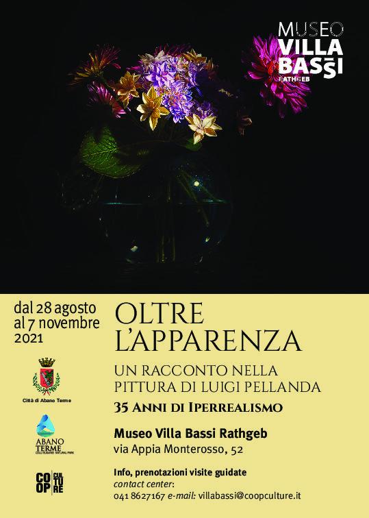 Anteprima della mostra su Luigi Pellanda e due imperdibili workshop dedicati alla pittura Iperrealista